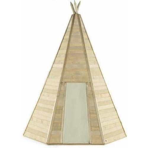 Plum® Grand Wooden Teepee
