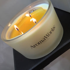 AromaWorks Candles are here!