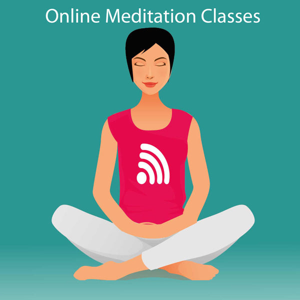 Breathe Online Meditation Course of 6