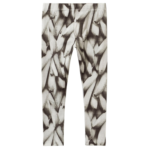 PopUpShop Banana Print Leggings