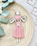 Macrame Angel