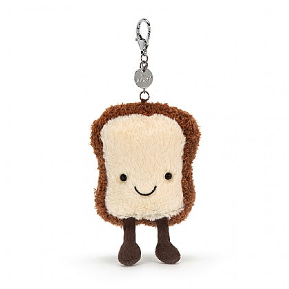 Amuseable Toast Bag Charm