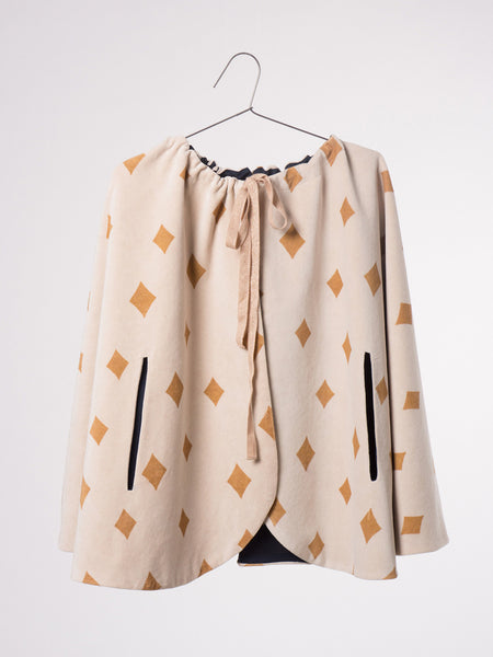 "Bobo Choses ""Diamond Sky"" Cape"