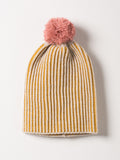 Bobo Choses Bicolour Yellow Beanie