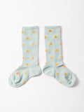 Bobo Choses Spotted Green Short Socks