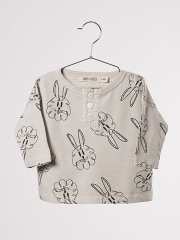 Bobo Choses Bunnies Baby T-Shirt