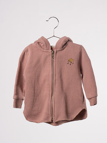 "Bobo Choses ""The Illusionist"" Hooded Baby Sweatshirt"
