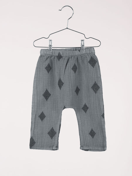 Bobo Choses Diamond Baggy Baby Trousers