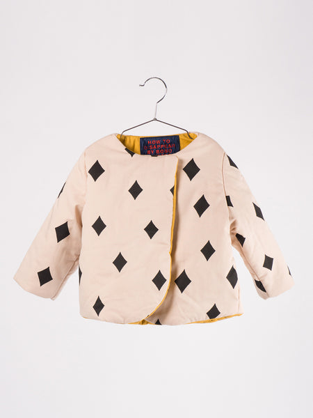 Bobo Choses Diamond Sky Baby Jacket