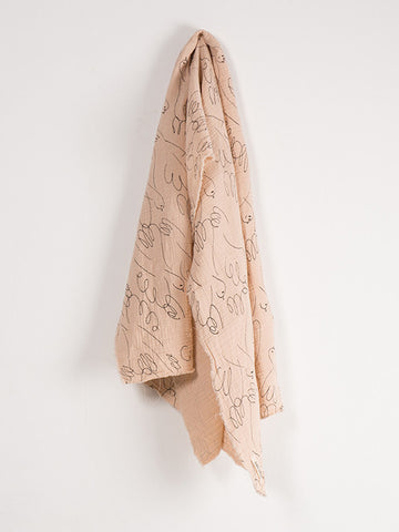 Bobo Choses Doves Foulard