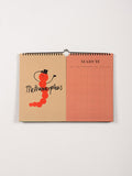 Bobo Choses Timeless Calendar