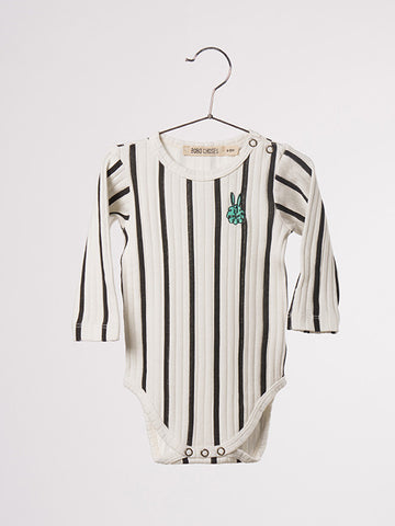 Bobo Choses Vertical Stripes Bunny Body
