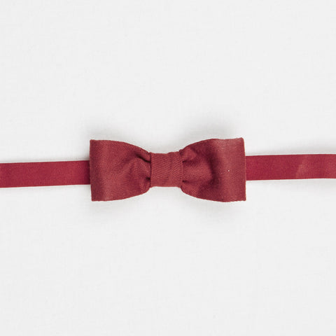 Bow Tie in Red by Annaliv