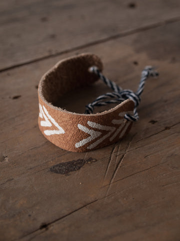 Bobo Choses Leather Bracelet