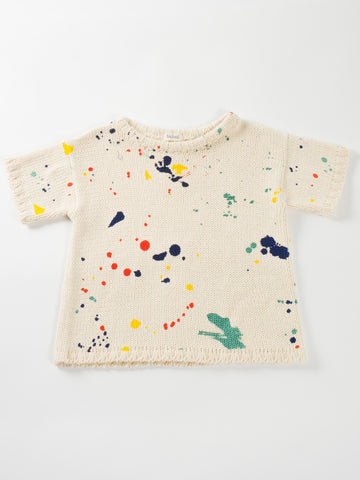 Bobo Choses BABAA Knitted Tee