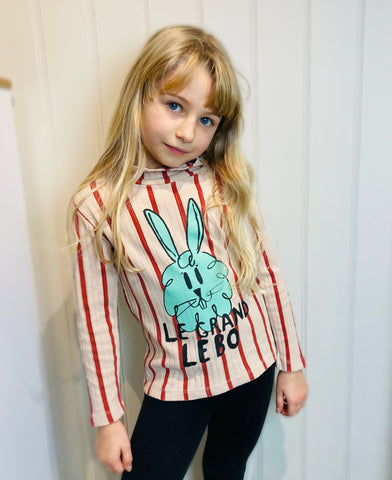 Bobo Choses Stripy T-Shirt