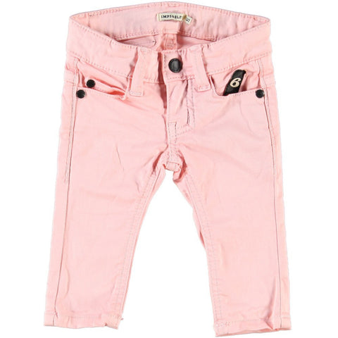 Baby Jeans in pink