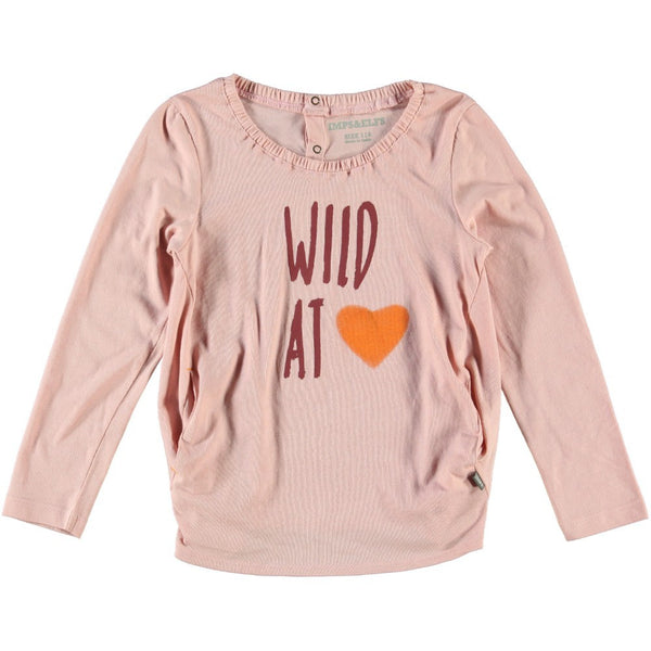 """Wild At Heart"" Long Sleeve T"
