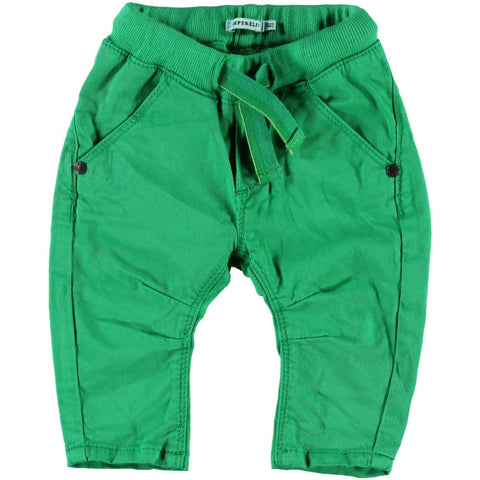 Baby Pants in green