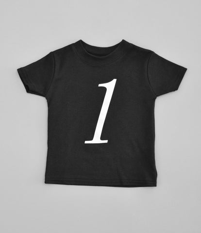 1 T-Shirt by Nor-Folk (black)