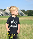 Nor-folk PLAY HARD tshirt lifestyle