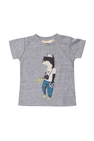 Ashton Tourist Baby T-Shirt