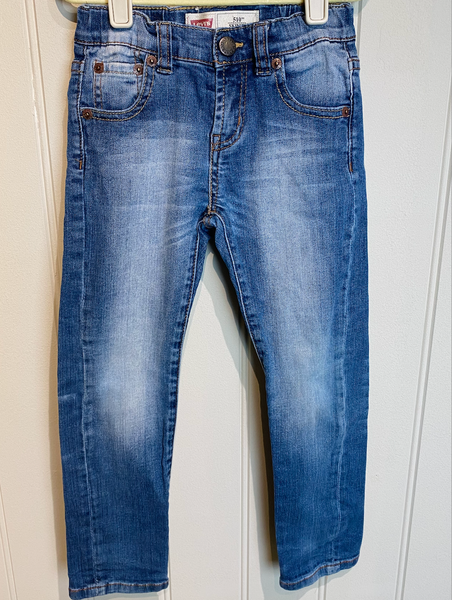 Boys Levi Denim Jeans
