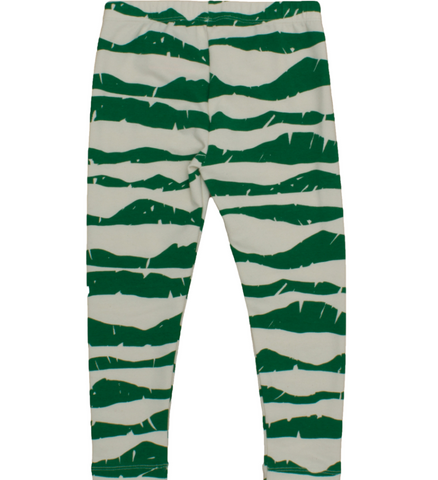 "Noé and Zoë ""Green Mountain"" Leggings"