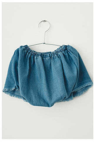 Wolf & Rita Leonor Skirt-Culotte in Tencel