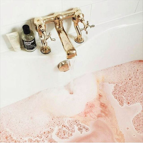 What are the benefits of bath bombs?