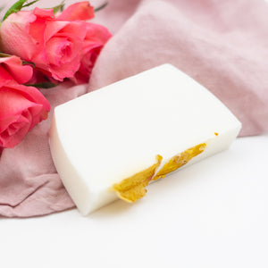 glycerin rose petal soap