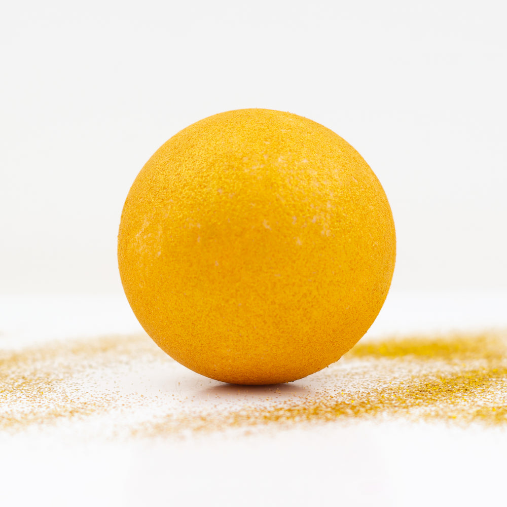 Gold Rush XL Bath Bomb