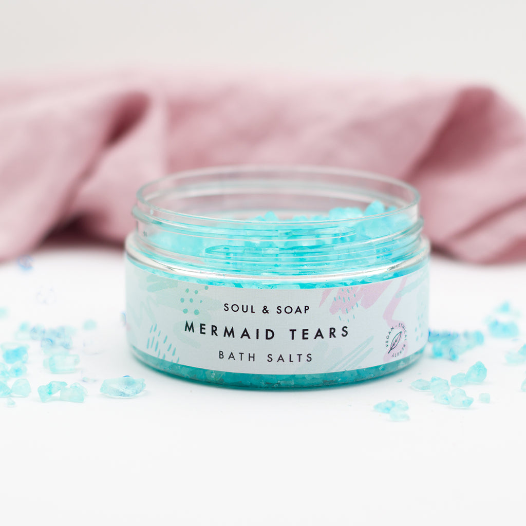 Mermaid Tears Bath Salts