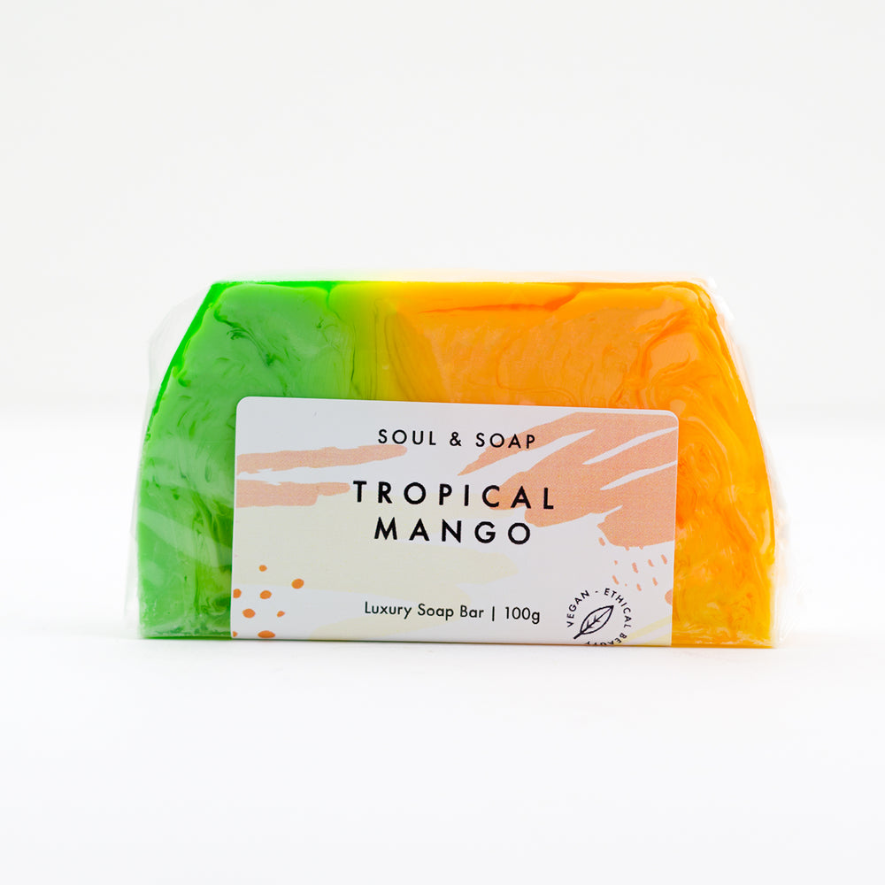 Tropical Mango Soap