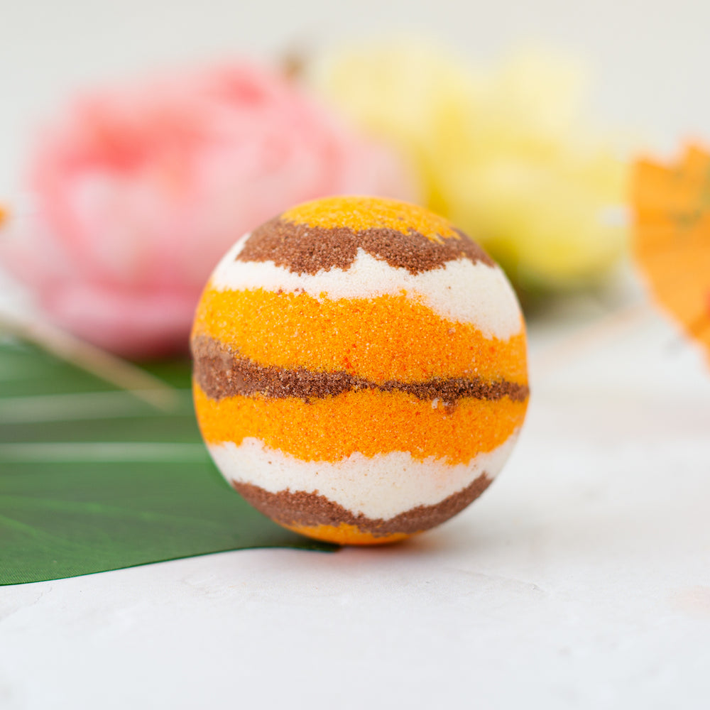 The Exotic Tiger Bath Bomb