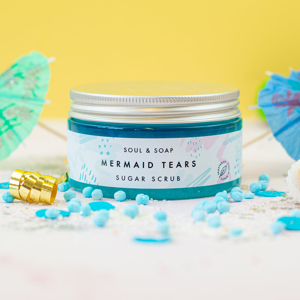Mermaid Tears Body Scrub