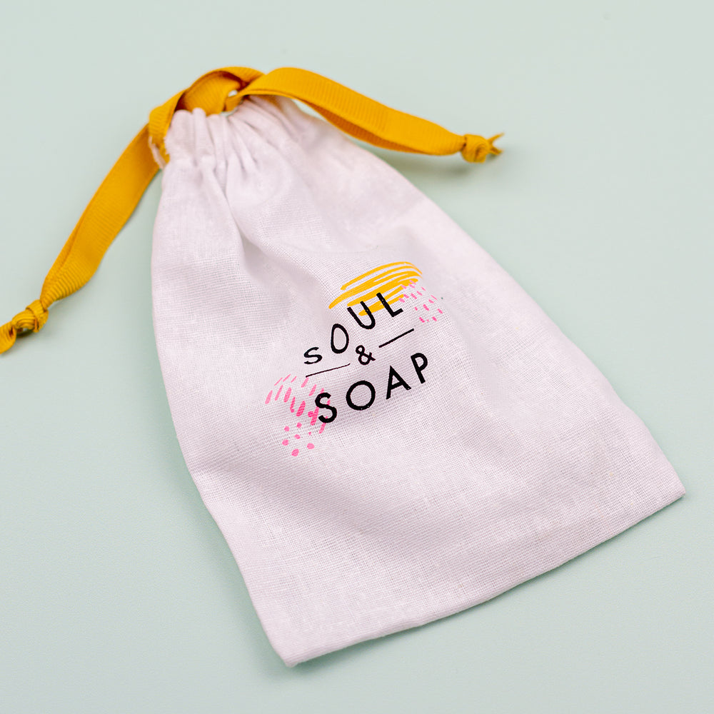 Soap or Shampoo Bar Storage bag
