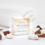 Wild Coconut Massage Lotion Body Bar