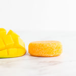 Tropical Mango Solid Shampoo Bar