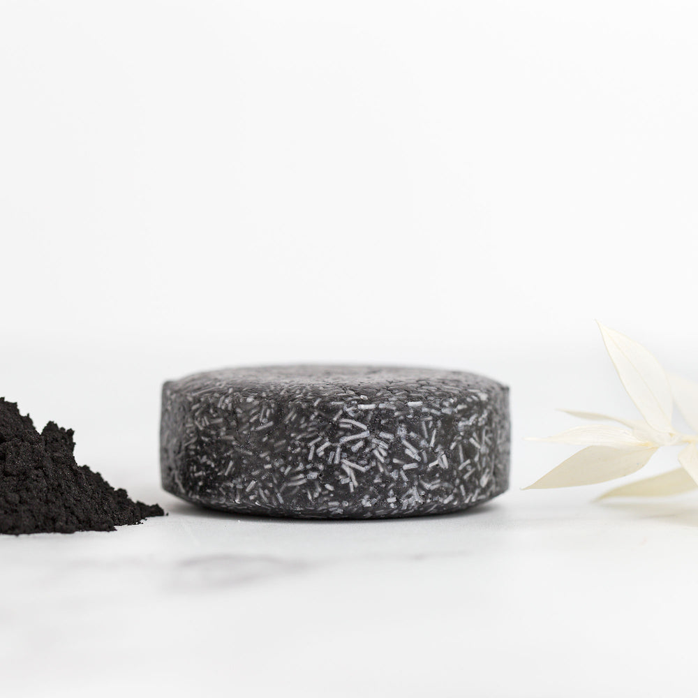Char-Cool Shampoo Bar - Vegan