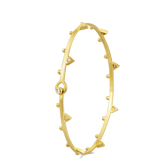 Bracelet Dea Or jaune et Diamants