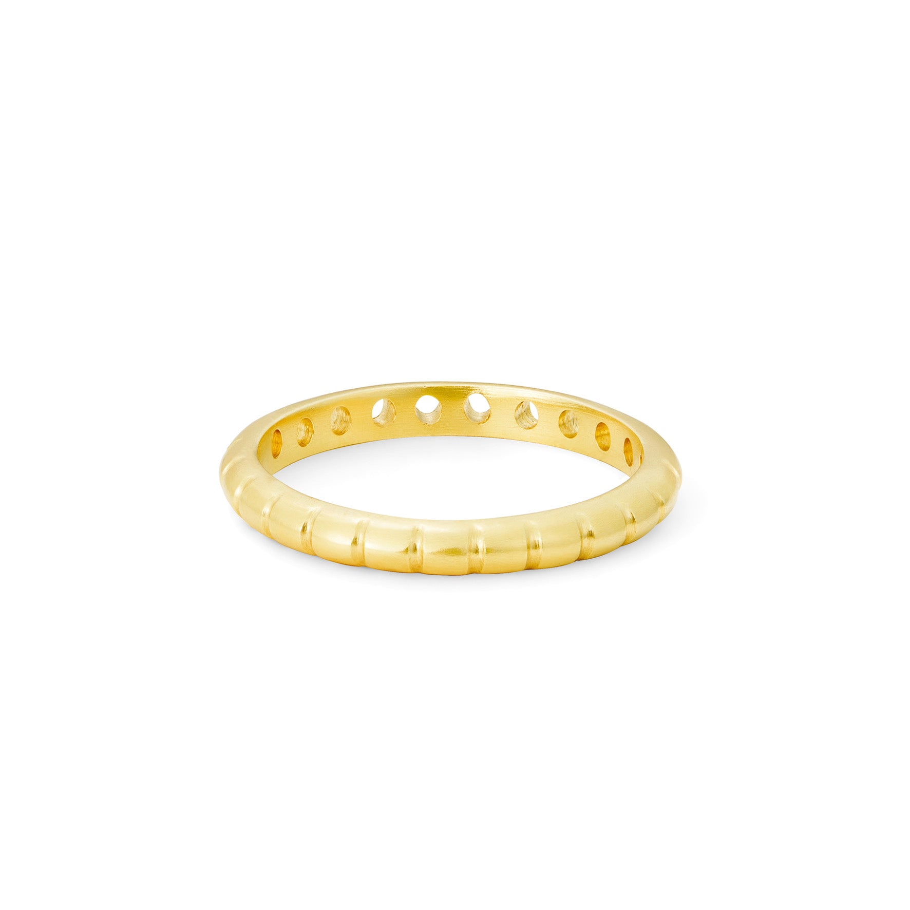 Bague Bi Or jaune