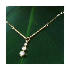 Collier Folles Iguazu Or jaune et Diamants