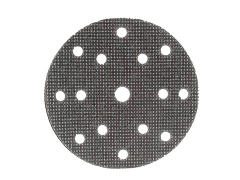 Heavy Duty Abranet Sanding discs with 15 holes to help extract dust from work.