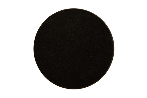 Black Polishing Pad - Dense enough foam for polishing to a sheen finish.