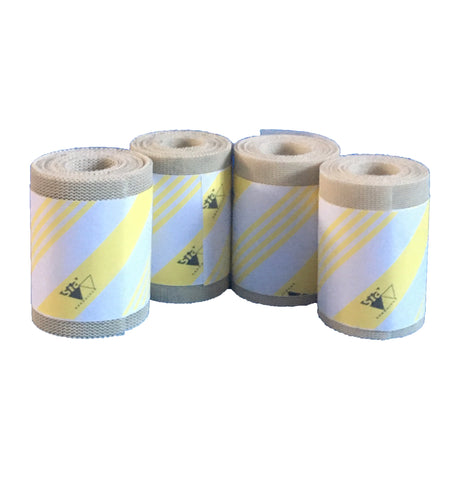 Net Sanding Roll - 70mm x 2.0m - Pack of 4