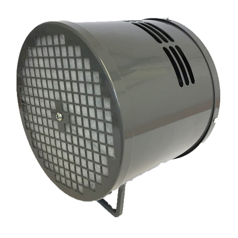 Thor air filter TF250 replacing the Microclene MC210. Ideal for small workshop to filter fine hazardous dust.