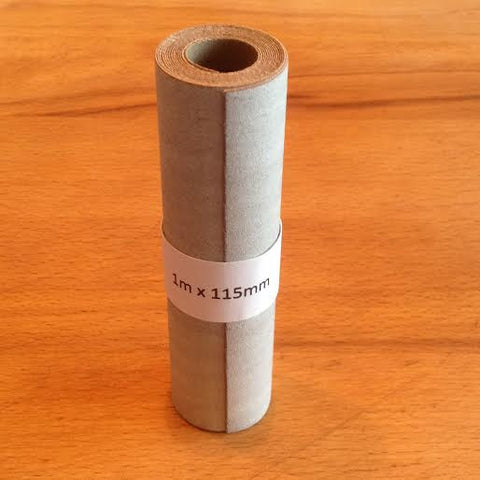 J-weight cloth backed sanding rolls