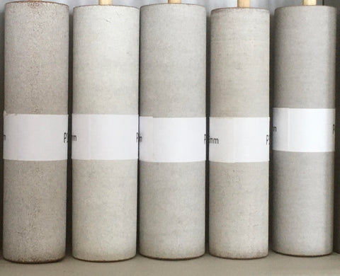 Cloth backed sanding rolls with stearate coating. Ideal for woodwork and woodturning sanding..