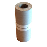 Flexible J-Flex cloth backed sanding material. Ideal for wood turning.